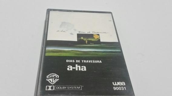 Fita K7 A-ga - Scoundrel Days(dias De Travesura)-importada