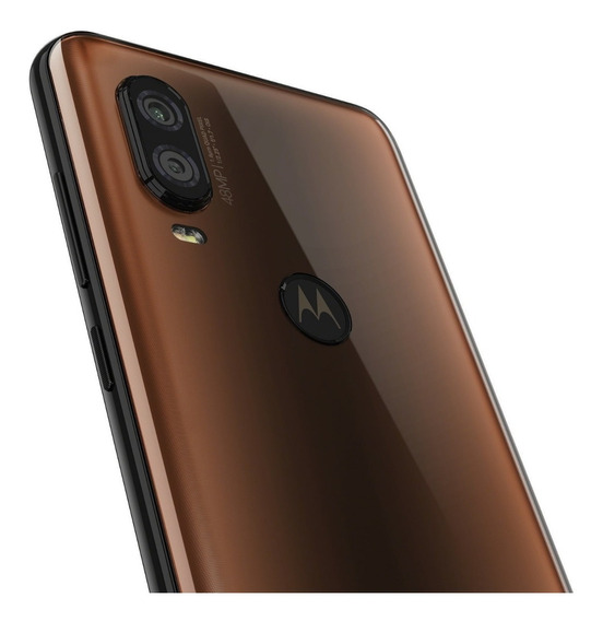 Motorola Moto One Vision 128gb 4gb Ram Ahora 18 Gtia + Envio