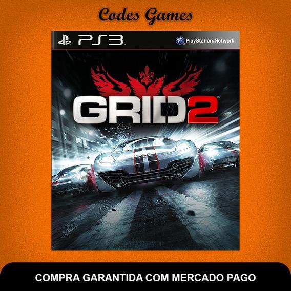 Grid 2 - Ps3 - Pronta Entrega