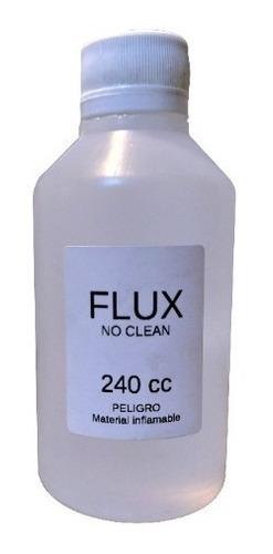 Flux No Clean Liquido Para Soldar Y Desoldar Reflow Y Reball