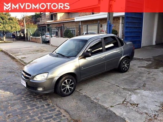 ! Chevrolet Corsa, Mvd Motors Buen Estado Permuto Financio !