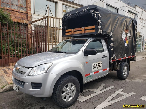Chevrolet Luv D-max Estacas Aa 2.5 2p