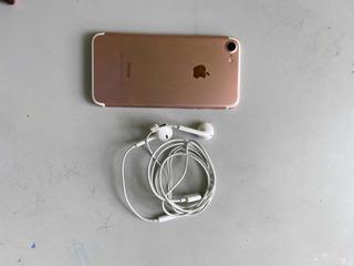 Celular iPhone 7, Carregador Original + Caixa