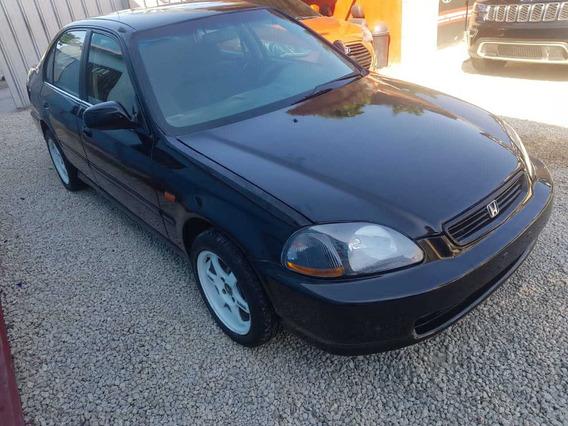 Honda Civic Inicial De 85,000