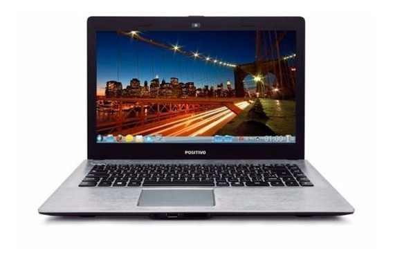 Notebook Positivo Intel N2806 2gb 500gb Hdmi Windows 7 Hdmi