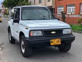 Chevrolet Vitara 4x4 1600cc 3p Mt Aa Dh Fe