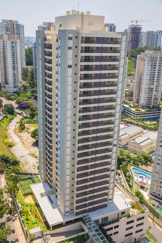 Apartamento Residencial Para Venda, Vila Andrade, São Paulo - Ap4619. - Ap4619-inc