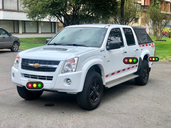 Chevrolet Luv Dmax Servicio Publico Doble Cabina 4x4 Diesel