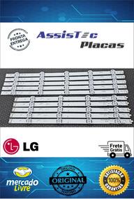Kit Barras De Led Lg 42ln5460 Original! Novas !!