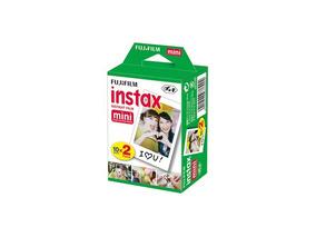 Filme Instax Mini - 20 Fotos (borda Branca)