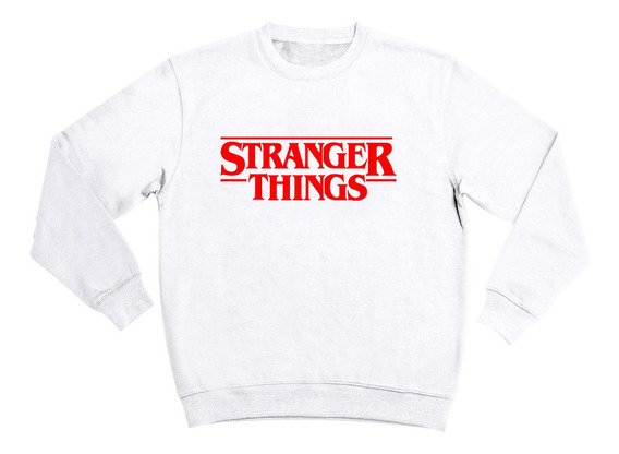 Sudadera Sin Gorro Niño Infantil Stranger Things 5 A 14 Años