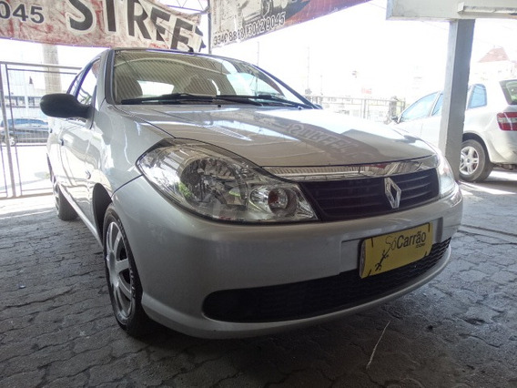 Renault Symbol Financiamos 100% 2011 1.6 Expression 4p