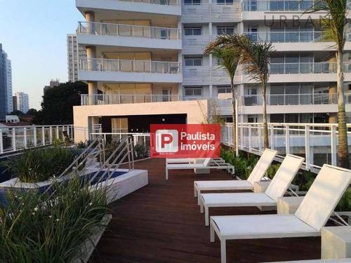 Apartamento À Venda, 219 M² Por R$ 2.350.000,00 - Campo Belo - São Paulo/sp - Ap29448