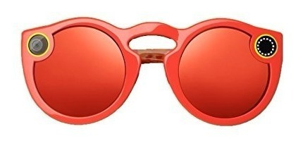 Nuevos Lentes Spectacles Coral Para Snapchat Envío Inmediato