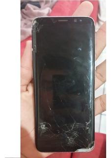 Placa Galaxy S8 64gb (display Quebrado) Placa E Componentes