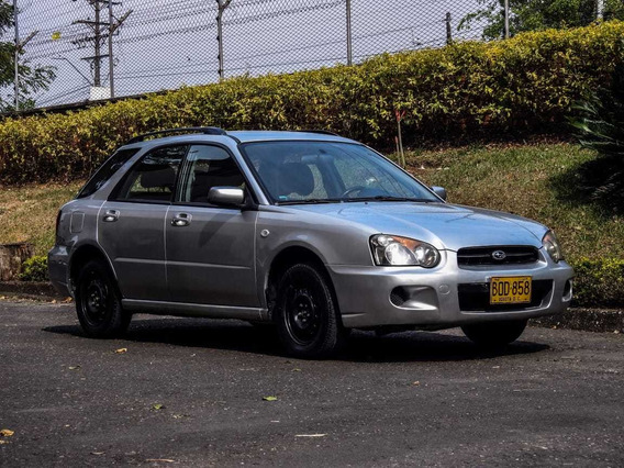 Subaru Impreza 1.600 Cc