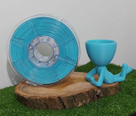 Filamento Pla 1,75mm Azul Cliever - Alto Teor De Pureza 1kg