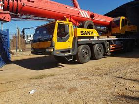 Guindastes Sany Stc 75 2013