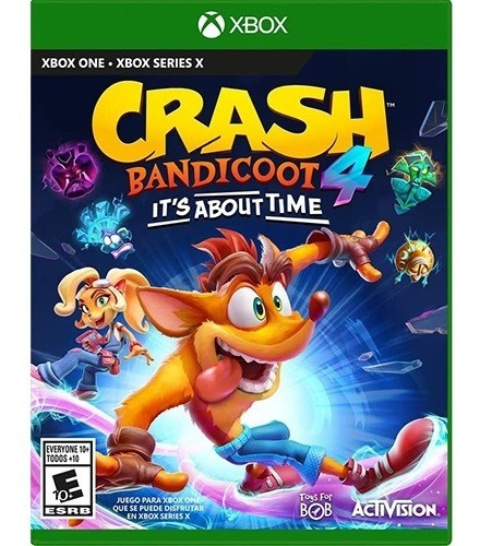 ..:: Crash Bandicoot 4 Its About Time ::.. Xbox Gamecenter
