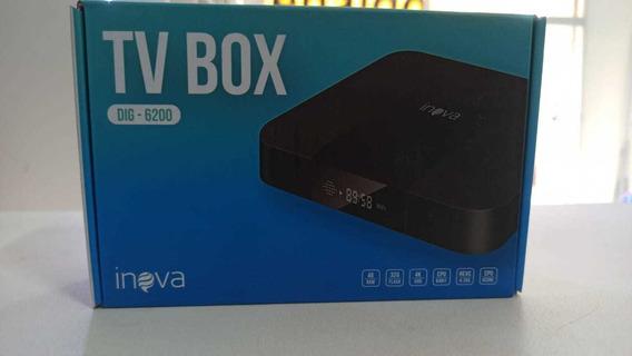 Conversor Para Smart Tv Box Tx3mini 4/32 Inova
