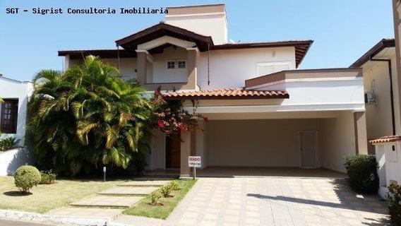 Casa Em Condomínio Para Venda Em Salto, Condomínio Esplanada, 3 Dormitórios, 3 Suítes, 2 Banheiros, 4 Vagas - 309