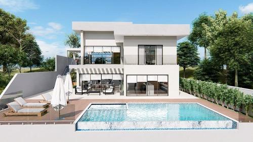 Casa Com 3 Dormitórios À Venda, 239 M² Por R$ 1.580.000 - Jardim América - Bragança Paulista/sp - Ca0783