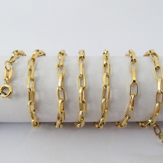 8250 Corrente 59 Cm De Ouro 18k 750