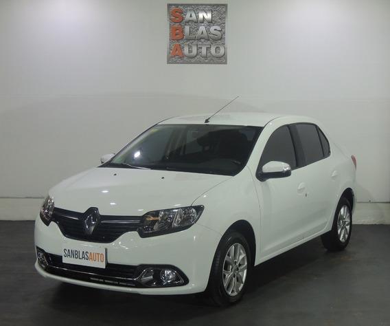 Renault Nuevo Logan Privilege Plus 1.6 16v 4p San Blas Auto