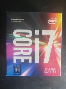Processador 1151 Core I7 7700 3.6ghz
