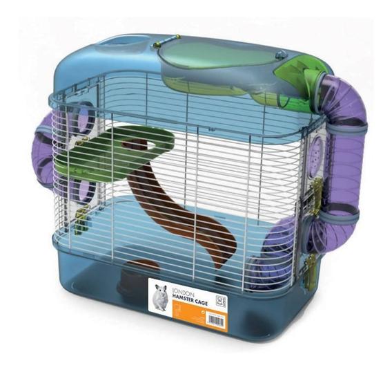 M-pets Jaula Para Hamster London - Barulu
