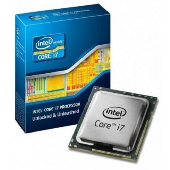 Processador Intel Core I7-3820, Cache 10mb, 3.60ghz, Lga 201