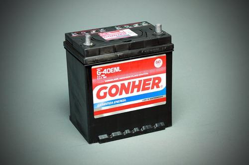 Batería Gonher Kia Picanto 2010-2020 - 75a