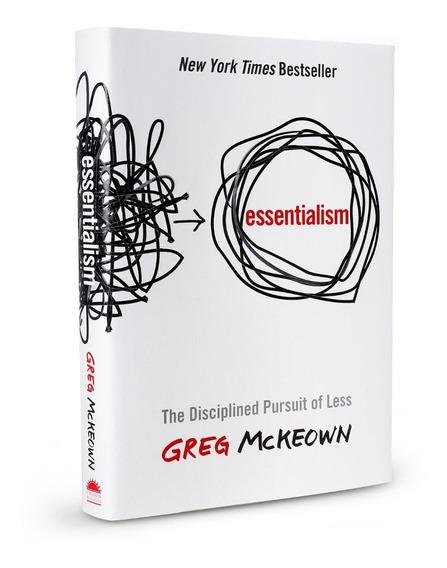 Livro Essencialismo - Greg Mckeown