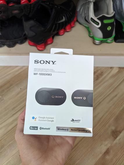 Sony Wf-1000xm3 Fone Bluetooth Sem Fios