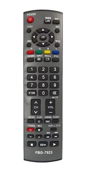 Controle Tv Plasma Panasonic Viera Th-42pv70lb E 42pv80lb