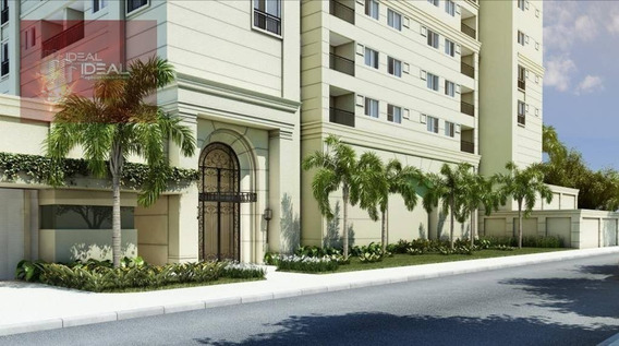 Apartamento Em Centro - Campos Dos Goytacazes - 9644