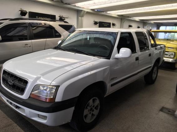Chevrolet S10 2002 2.8 Mwm 4x4 Dc Deluxe $660.000