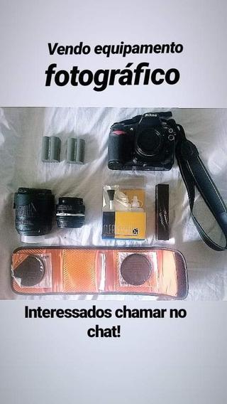 Câmera Nikon D300s