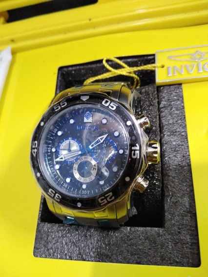 Invicta Pro Diver Scuba Master Of The Oceans 24848 Estuche 8