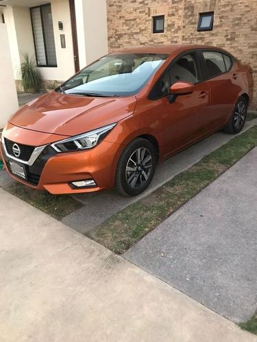 Imagen 1 de 10 de Nissan Versa Advance Cvt 2020