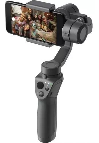 Dji Osmo Mobile 2 Gimbal 3 Eixos Estabilizador Smartfones