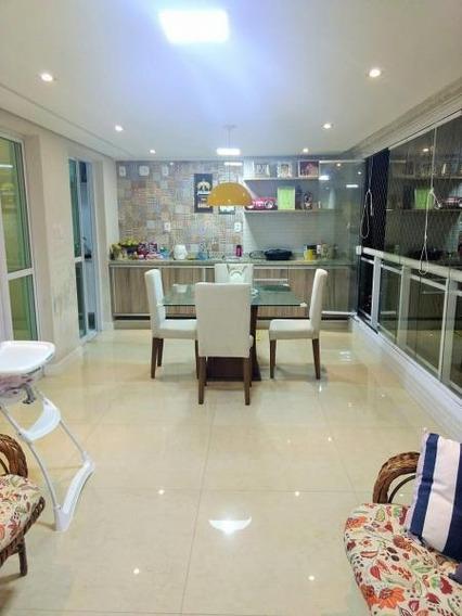 Apartamento Para Venda Em Salvador, Patamares, 4 Dormitórios, 2 Suítes, 3 Banheiros, 3 Vagas - Mm 1628