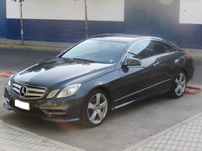 Mercedes Benz E200 2013 Coupe Elegance 1.8 Turbo 2013
