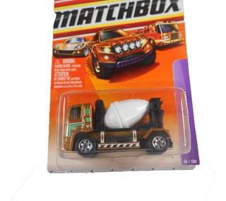 Vima7615 Mbx Mixer Q-545 #46 2011 Matchbox