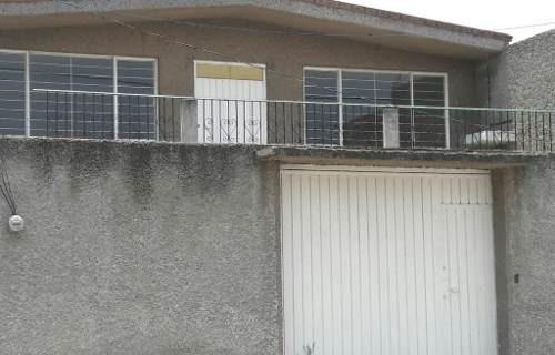 Casa En Venta En Tultitlán, San Mateo Cuautepec