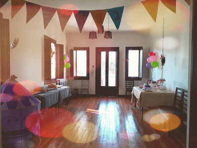 Casa Cumpleaños El Llano San Miguel