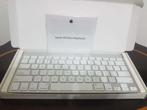 Teclado Wireless Apple (na Caixa, Praticamente Zero)