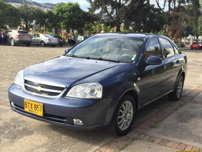 Chevrolet Optra Sedan 1.4 Aa