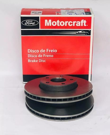 Par De Disco De Freio Dianteiro Original - Ford Focus