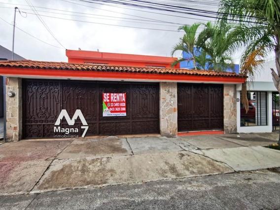 En Renta Casa En Zona Plaza Del Sol